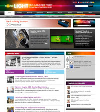 Novus Light Technologies Today Home Page